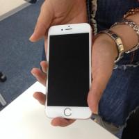 iPhone6s液晶修理後写真